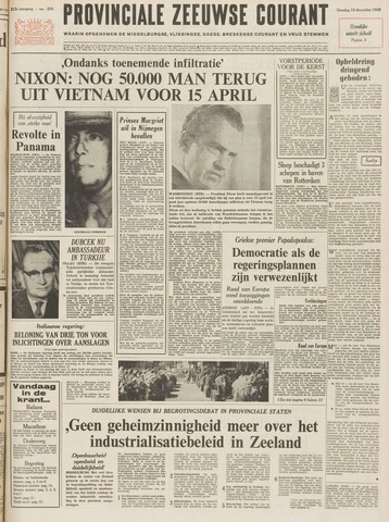 Provinciale Zeeuwse Courant 1969-12-16