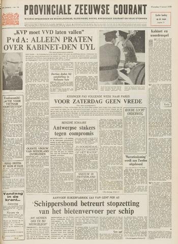 Provinciale Zeeuwse Courant 1973-01-17