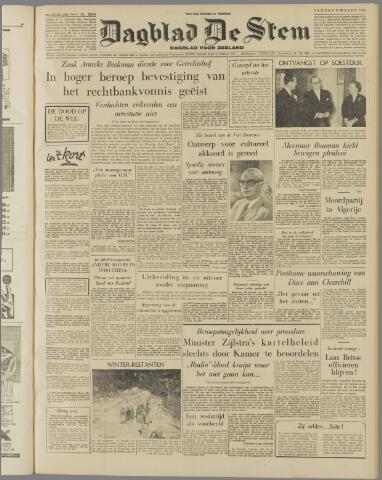 de Stem 1956-03-09