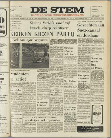 de Stem 1969-04-21