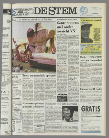 de Stem 1992-09-07