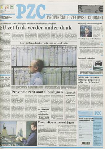 Provinciale Zeeuwse Courant 2003-02-18