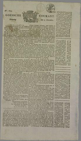 Goessche Courant 1822-12-09