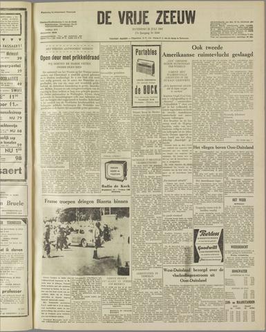 de Vrije Zeeuw 1961-07-22