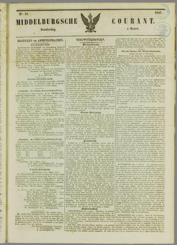 Middelburgsche Courant 1847-03-04