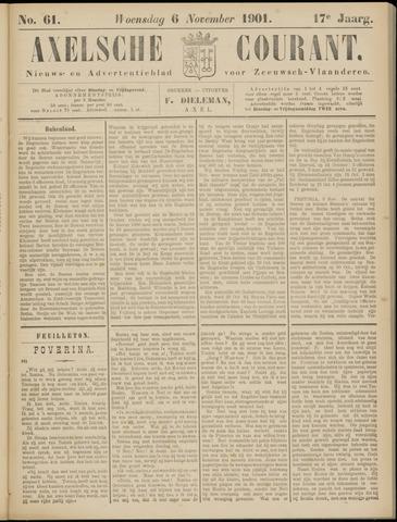 Axelsche Courant 1901-11-06