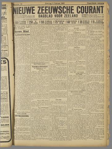 Nieuwe Zeeuwsche Courant 1923-02-03