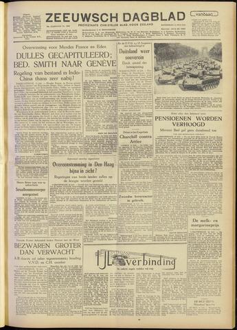 Zeeuwsch Dagblad 1954-07-15