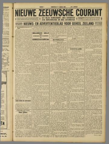 Nieuwe Zeeuwsche Courant 1929-01-17