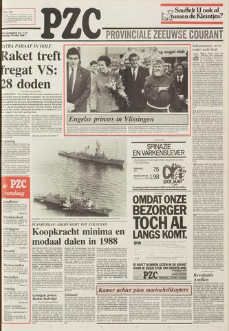Provinciale Zeeuwse Courant 1987-05-19
