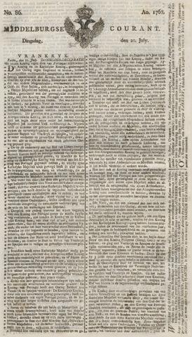 Middelburgsche Courant 1762-07-20
