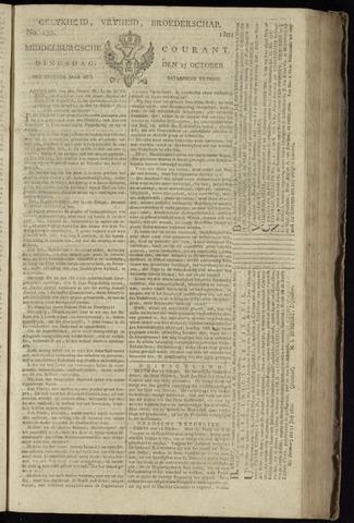 Middelburgsche Courant 1801-10-27