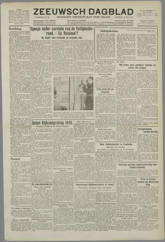 Zeeuwsch Dagblad 1947-11-15