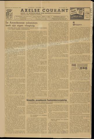 Axelsche Courant 1955-10-01