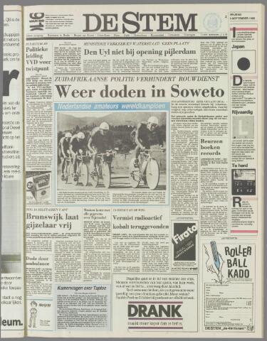 de Stem 1986-09-05