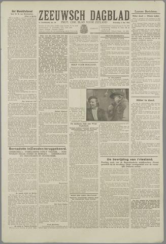 Zeeuwsch Dagblad 1945-05-02
