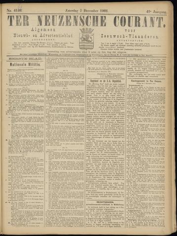 Ter Neuzensche Courant. Algemeen Nieuws- en Advertentieblad voor Zeeuwsch-Vlaanderen / Neuzensche Courant ... (idem) / (Algemeen) nieuws en advertentieblad voor Zeeuwsch-Vlaanderen 1901-12-07