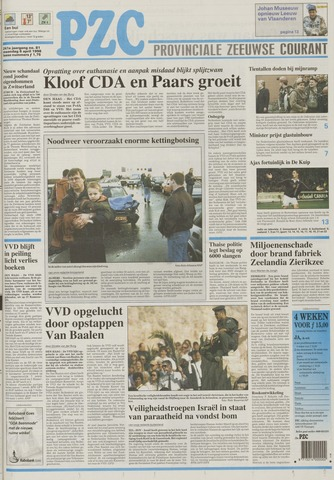Provinciale Zeeuwse Courant 1998-04-06