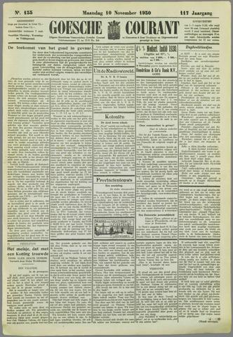 Goessche Courant 1930-11-10