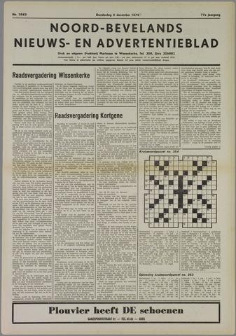 Noord-Bevelands Nieuws- en advertentieblad 1973-12-06