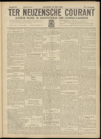 Ter Neuzensche Courant. Algemeen Nieuws- en Advertentieblad voor Zeeuwsch-Vlaanderen / Neuzensche Courant ... (idem) / (Algemeen) nieuws en advertentieblad voor Zeeuwsch-Vlaanderen 1938-05-23