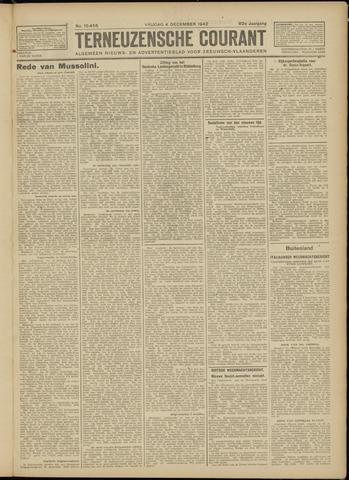 Ter Neuzensche Courant. Algemeen Nieuws- en Advertentieblad voor Zeeuwsch-Vlaanderen / Neuzensche Courant ... (idem) / (Algemeen) nieuws en advertentieblad voor Zeeuwsch-Vlaanderen 1942-12-04