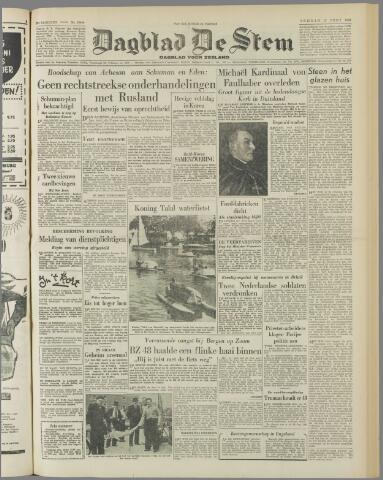 de Stem 1952-06-13