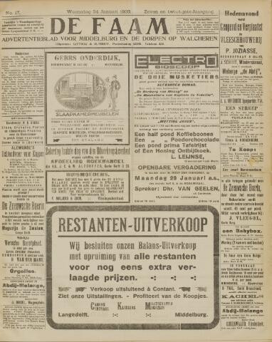 de Faam en de Faam/de Vlissinger 1923-01-24