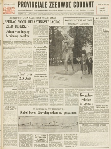 Provinciale Zeeuwse Courant 1964-05-29