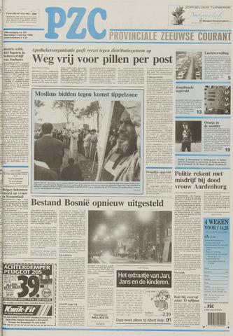 Provinciale Zeeuwse Courant 1995-10-11