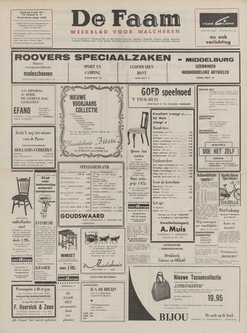 de Faam en de Faam/de Vlissinger 1971-04-08