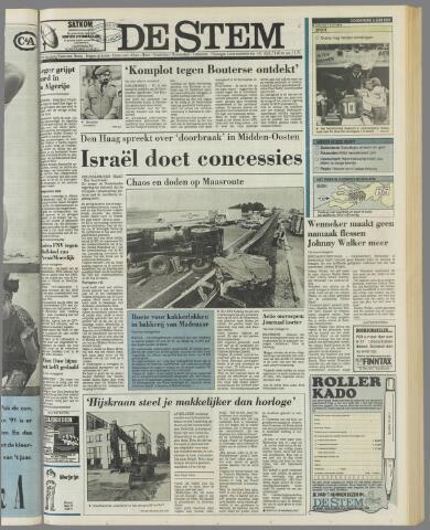 de Stem 1991-06-06