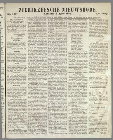 Zierikzeesche Nieuwsbode 1881-04-02