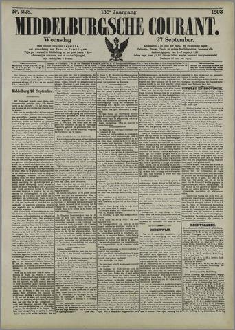 Middelburgsche Courant 1893-09-27