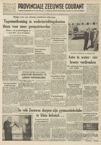 Provinciale Zeeuwse Courant 1959-11-18