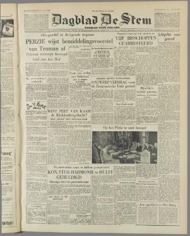 de Stem 1951-07-10