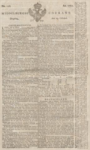 Middelburgsche Courant 1762-10-19