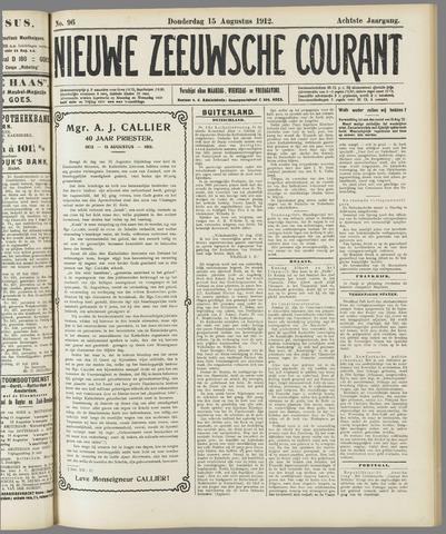 Nieuwe Zeeuwsche Courant 1912-08-15