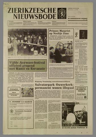 Zierikzeesche Nieuwsbode 1985-06-28