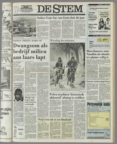 de Stem 1989-04-05