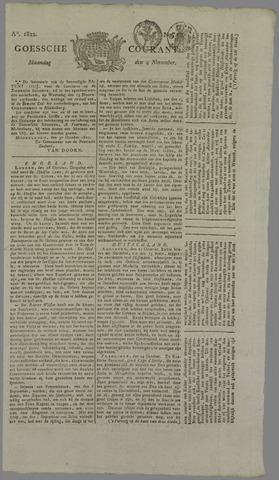 Goessche Courant 1822-11-04