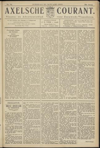 Axelsche Courant 1935-01-29