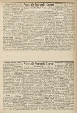 Provinciale Zeeuwse Courant 1945-08-24