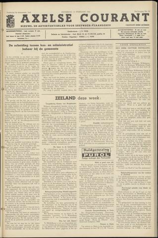 Axelsche Courant 1960-02-13