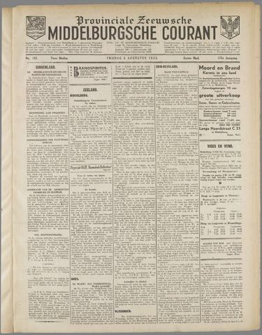 Middelburgsche Courant 1932-08-05