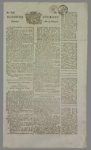 Goessche Courant 1826-02-13