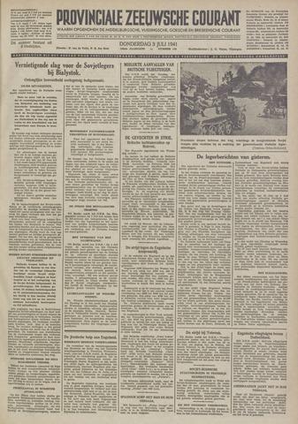 Provinciale Zeeuwse Courant 1941-07-03