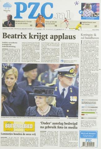 Provinciale Zeeuwse Courant 2009-05-05