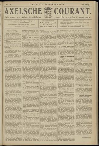 Axelsche Courant 1924-09-12