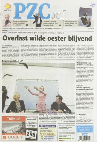 Provinciale Zeeuwse Courant 2010-04-28
